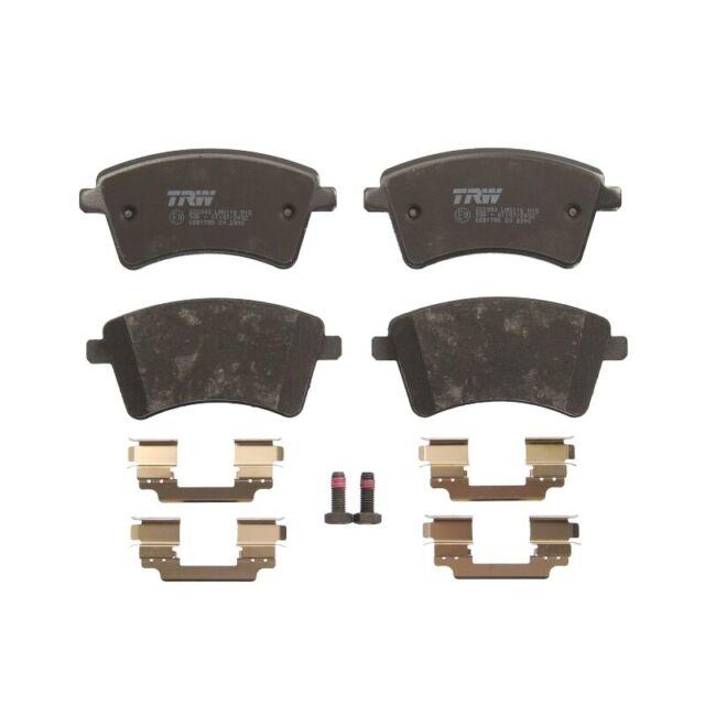 Scheibenbremse Original Citroen,Peugeot Bremsbelag Satz