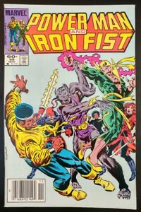 POWER-MAN-and-IRON-FIST-99-1983-MARVEL-Comics-VG-FN-Book