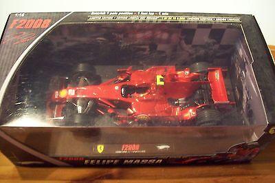 Audace 1/18 Ferrari F2008 Felipe Massa Hat Trick Valencia Gp Spagna/europea-mostra Il Titolo Originale Per Migliorare La Circolazione Sanguigna