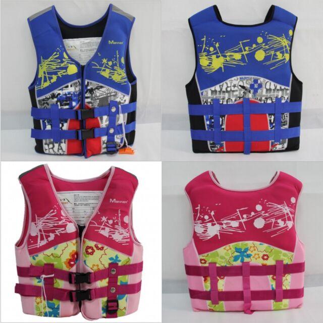 Kinder Baby1-10Jahr Schwimmweste Rettungsweste Schwimmhilfe Floating schützen **