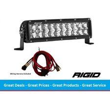 Rigid Industries 110312 E-Series 10 Combo Spot//LED Flood Light Bar