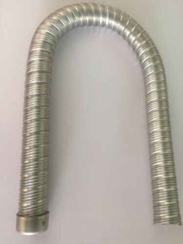 22mm Stainless Steel flexible exhaust with cap for Eberspacher//Webasto Heater