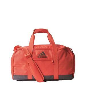 a3fe24b1f458c Das Bild wird geladen ADIDAS-Tasche-Sporttasche-Performance-Teambag-Gr-S -S99996