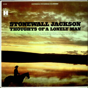 STONEWALL JACKSON Thoughts of a Lonely Man US-LP - Guntramsdorf, Österreich - STONEWALL JACKSON Thoughts of a Lonely Man US-LP - Guntramsdorf, Österreich