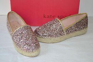 eb4a28cc2 New $150 kate spade Linds Too Rose Gold Multi Glitter Metallic ...