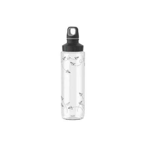 Emsa Kindertrinkflasche Tritan Bottle Screw Paperplanes 0,7l 1 Stück