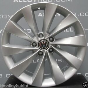Genuine Volkswagen Passat Cc Interlago Turbine 18 Quot Inch Single Alloy Wheel X1 Ebay