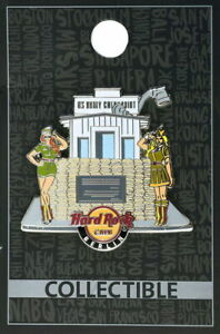 Hard-Rock-Cafe-BERLIN-2017-Checkpoint-Charlie-Girls-PIN-New-on-Card-HRC-95772