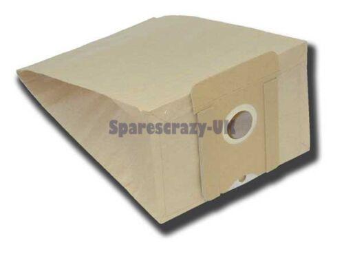 OKO Tc3000-tc3999 Aspirateur Poussière Papier Sac 5 Pack Pour adapter AEG vampyr