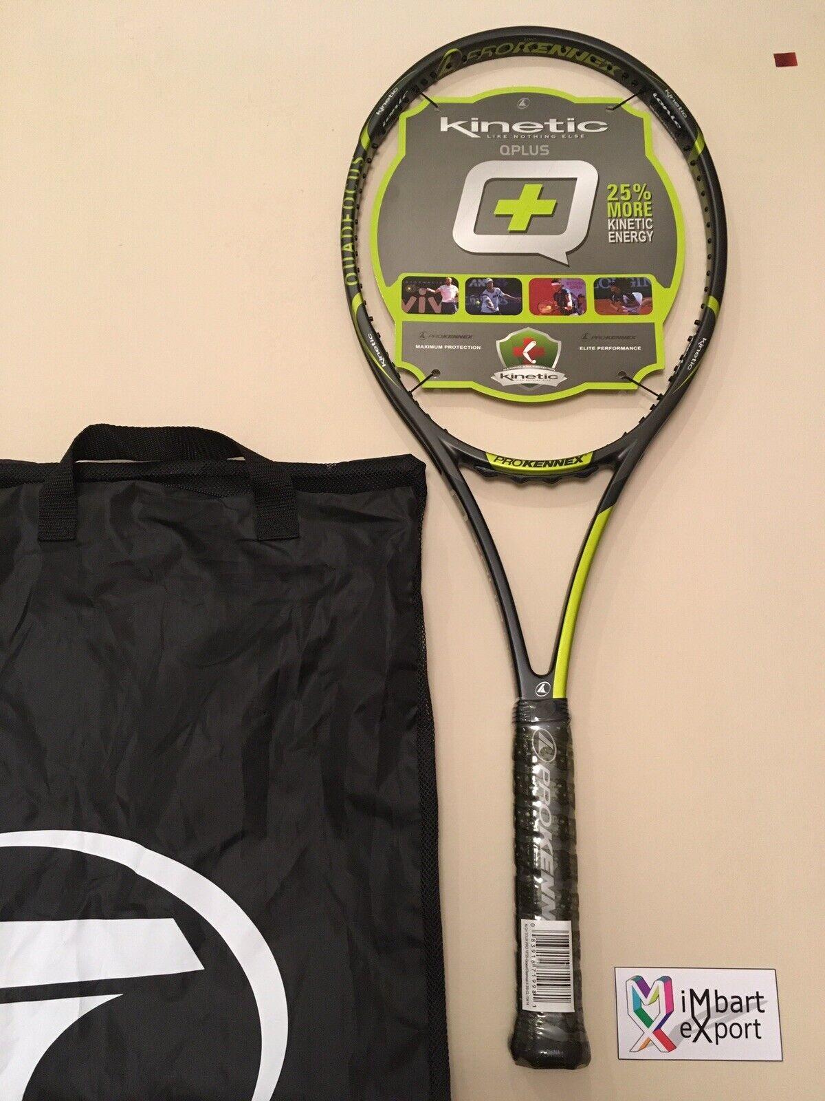 PRO KENNEX Q+TOUR PRO 325 QUADFOCUS  KINETIC 98 L2 Telaio Racchetta Tennis Racket  mejor calidad