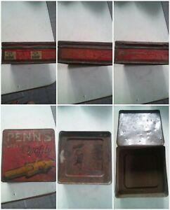000-Penns-Incantesimi-Qualita-Vintage-Metallo-Latta-Tabacco