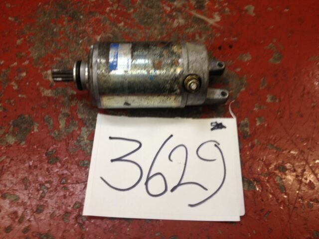 TRIUMPH SPEED FOUR STARTER MOTOR TT600  T1310805  NO/3629*