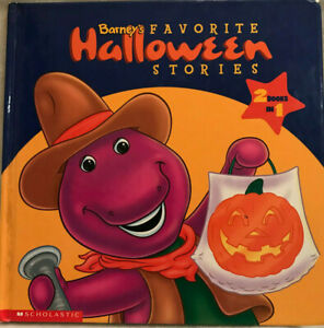 Barney S Favorite Halloween Stories 2 Books In 1 Trick Or Treat Halloween Party 9781570649875 Ebay