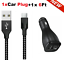 miniature 11 - 3/6/10FT Braided USB C Type-C Fast Charging Data SYNC Charger Cable Cord