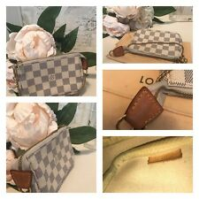 Louis Vuitton Damier Azur Mini Pochette