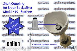 Braun-4191-Stick-Mixer-Coupling-to-suit-Chopping-Shaft-Part-7050811-NEW-GENUINE