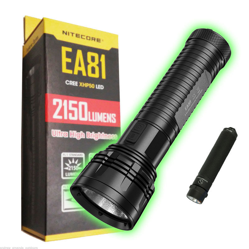 EA81 Flashlight gratuito Sunwayuomo R01A Flashlight