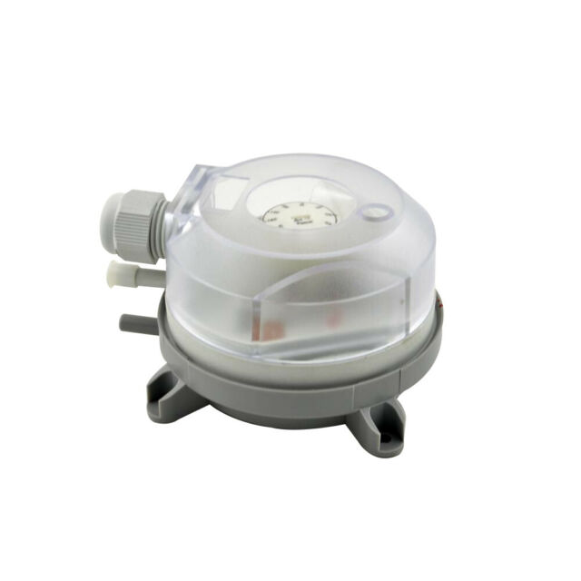 IP54 SPDT low air dp differential pressure switch manufacturer,20 ~ 4000Pa