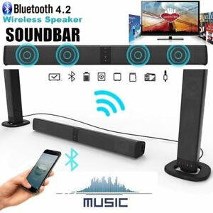 TV-Home-Theater-Soundbar-Bluetooth-Sound-Bar-Speaker-System-Subwoofer-w-Remote