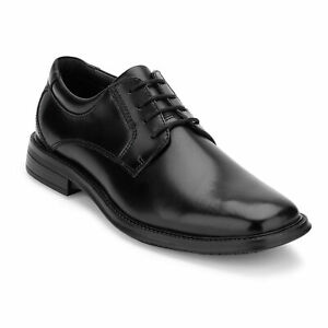 b10862d391bf Dockers Mens Irving Slip Resistant Work Dress Lace-up Oxford Shoe ...