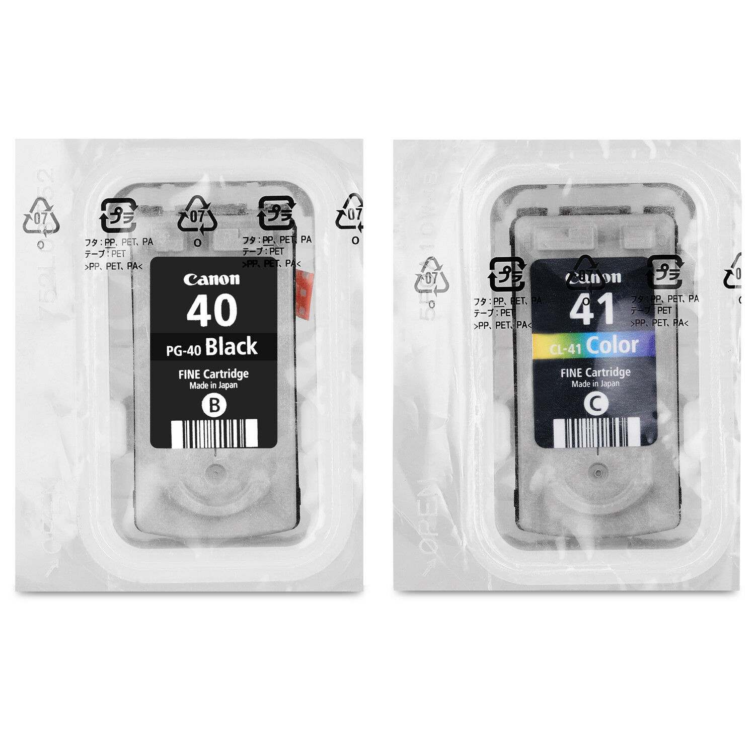 Canon Pg 40 And Cl 41 Ink Cartridge Set 2day Delivery Ebay Colour Original Norton Secured Powered By Verisign