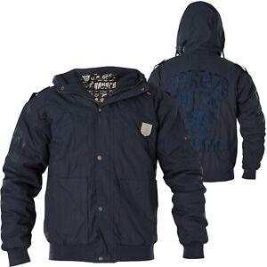 Details about Yakuza Jacket DONT CRY Winter Military WJB 13023 Mood Indigo Blue Jackets show original title