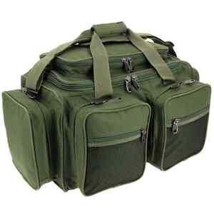 XXL-Angeltasche-Carryall-XPR-61x29x31cm-mit-5-Aussentaschen-NGT-Karpfen-Tackle