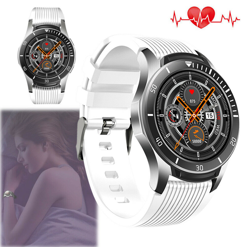 Smart Watch Heart Rate Sleeping Monitor Pedometer Sport Watch for iPhone Android Featured for heart iphone monitor pedometer rate sleeping smart sport watch