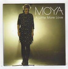 (FZ39) Moya, A Little More Love - 2013 DJ CD