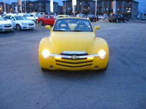 2005 Chev SSR with same factory installed engine as Corvette