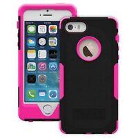 Trident Aegis Case Black / Hot Pink for iPhone 5 / iPhone 5S / iPhone 5SE