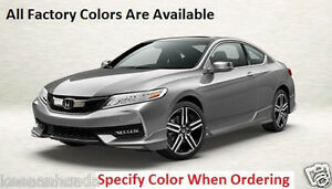 Image Is Loading Genuine Oem Honda Accord 2dr Cpe Front Under