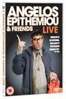 Angelos Epithemiou and Friends Live 5014138606541 DVD Region 2