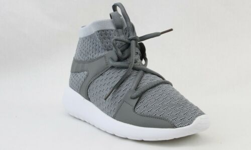 Women Sneakers Super Lightweight Ankle High Two Tone Breathable Training Shoes