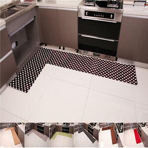 Image Is Loading 3 Size Soft Bathroom Non Slip Doormat Carpet