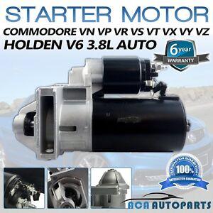 STARTER-MOTOR-FOR-HOLDEN-COMMODORE-3-8L-V6-VS-VT-VU-VX-VY-VG-VN-VP-VR-WH-WK-VQ