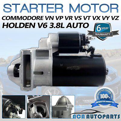 Brand New Starter Motor fits HSV XU6 VT VX 3.8L Supercharged V6 L67 1997-2002