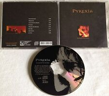 Pyrexia - System Of The Animal CD OOP 1997 SERIOUS ENTERTAINMENT (DENMARK)
