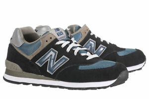 new style 61c65 1c8a4 Details about New Balance Classics 574 Series Men's Navy Lifestyle Athletic  Shoes M574JN
