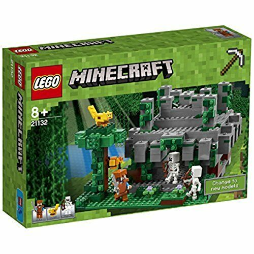 Lego® 21132 Minecraft Dschungeltempel Jungle Temple Neu OVP new sealed