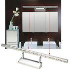 Fullon 7W LED Bathroom Lamp Mirror Wall Light Stainless Steel 5050SMD 30 Leds