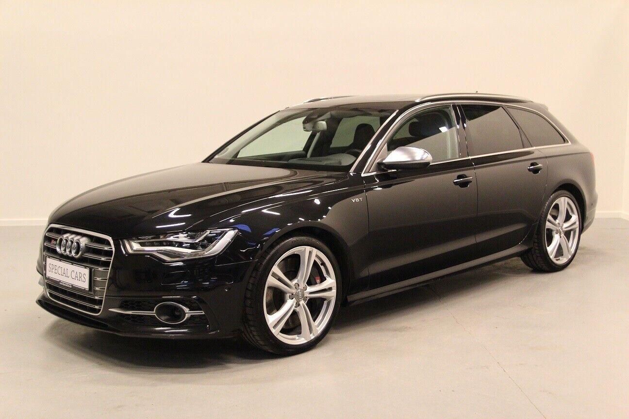 Audi S6 4,0 TFSi Avant quattro S-tr. 5d