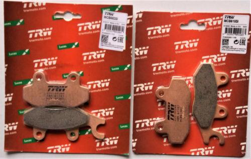 MCB582SI MCB615SI Für Suzuki LT-R 450 TRW-Lucas Bremsbeläge brake pads vorne