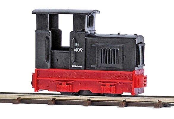Busch 12114 Diesel-LOCOMOTIVA  GMEINDER 15/18  h0  neu in OVP