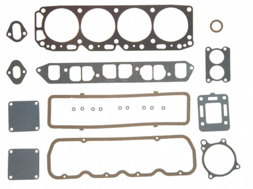 Mercruiser 140 MARINE 181//3.0 Full Gasket Set Head+Manifold+Oil Pan 1-PC rear mn