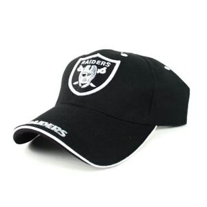 Image is loading Oakland-Raiders-NFL-Game-Day-Unisex-Baseball-Cap 51fd0ff11a8