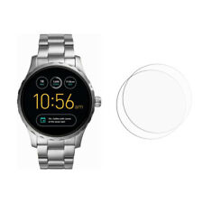 2 x Fossil Q Marshal Smartwatch Screen Protectors - Glossy Cover
