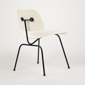 Eames-Herman-Miller-1954-DCM-Dining-Chair-Restored-White-Boot-Glides-Knoll