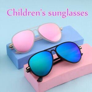 Fashion-Children-Aviator-Sunglasses-Kids-Outdoor-Shade-Beach-Sun-Glasses-UV400