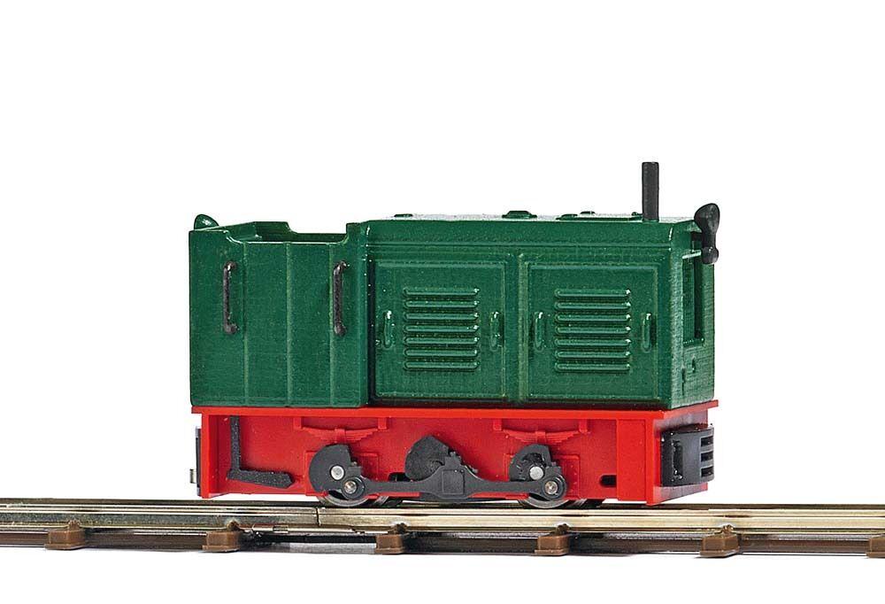 Busch Corte 12125 Diesel-LOCOMOTIVA  LKM NS 2 F   neu in OVP
